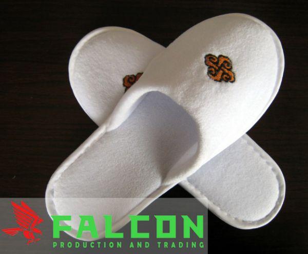 Công ty sản xuất dép khách sạn falcon