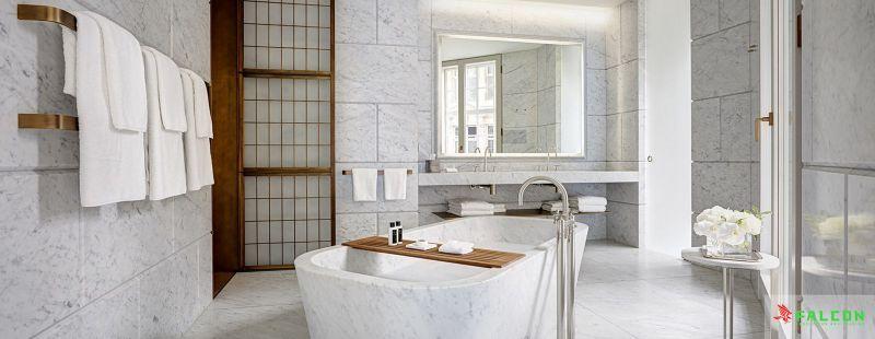 Công ty sản xuất và cung ứng các sản phẩm đồ dùng phòng tắm khách sạn
