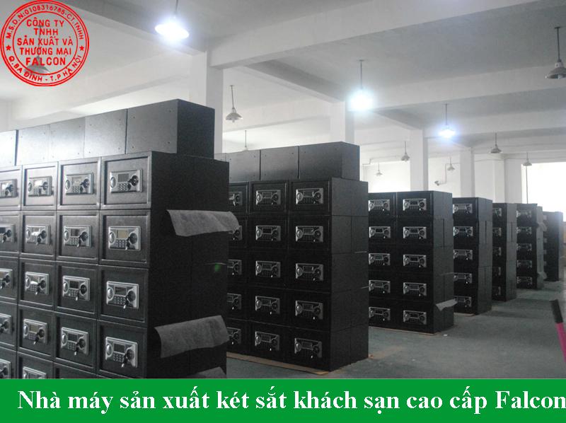 Công ty sản xuất và cung cấp két sắt mini khách sạn